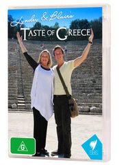 Lyndey & Blair's Taste of Greece DVD