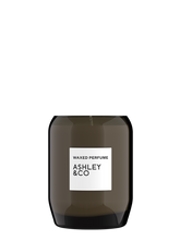 Load image into Gallery viewer, Waxed Perfume Candle - Bubbles & Polkadot