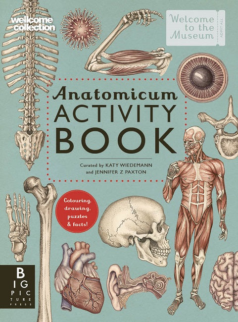 Anatomicum Activity Book
