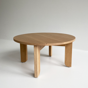 Open image in slideshow, Lunar Round Coffee Table
