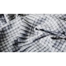 Load image into Gallery viewer, St Albans Mohair Throw - Cobweb