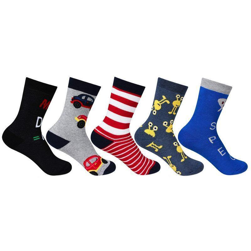 kids cotton sports socks