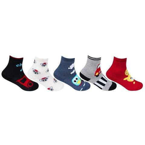Baby Printed Ankle Socks