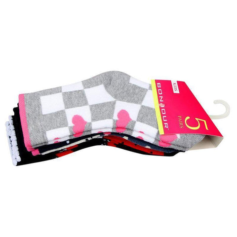 Kids Cushioned Sports Socks