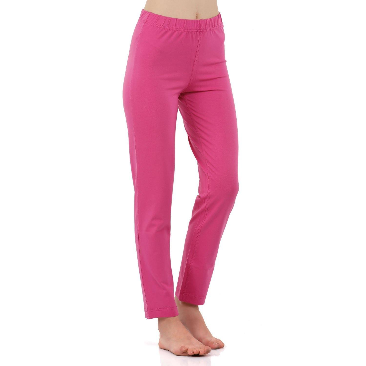 Women's Plain Knitted Lower - Pink