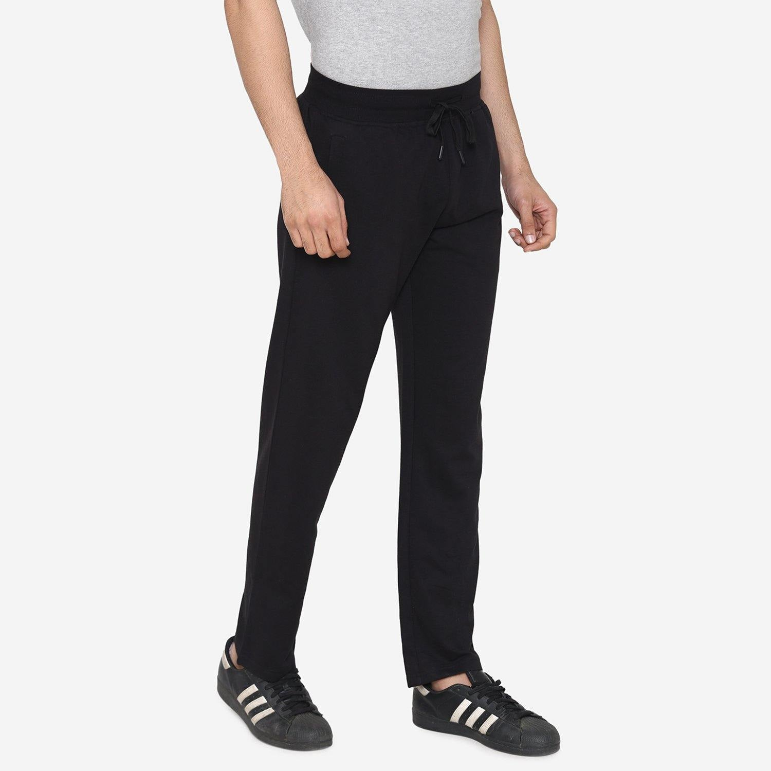 Men's Plain Casual Wear Track Pant