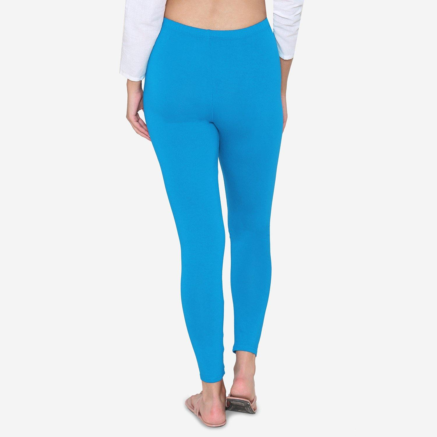 Cotton Ankle  legging for Women