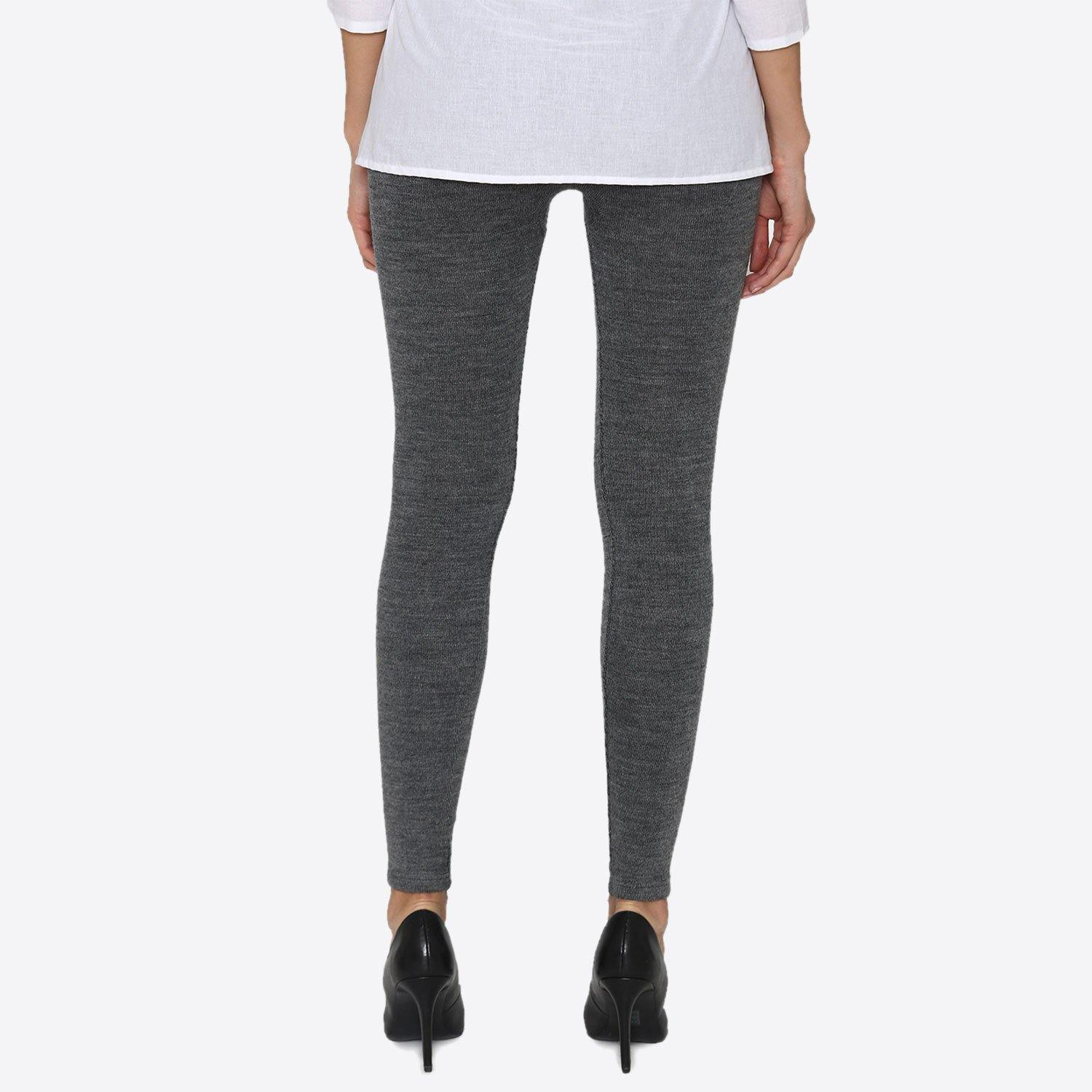 Female Woolen Leggings