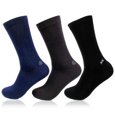 Men's Health Multicolored Socks- Pack of 3