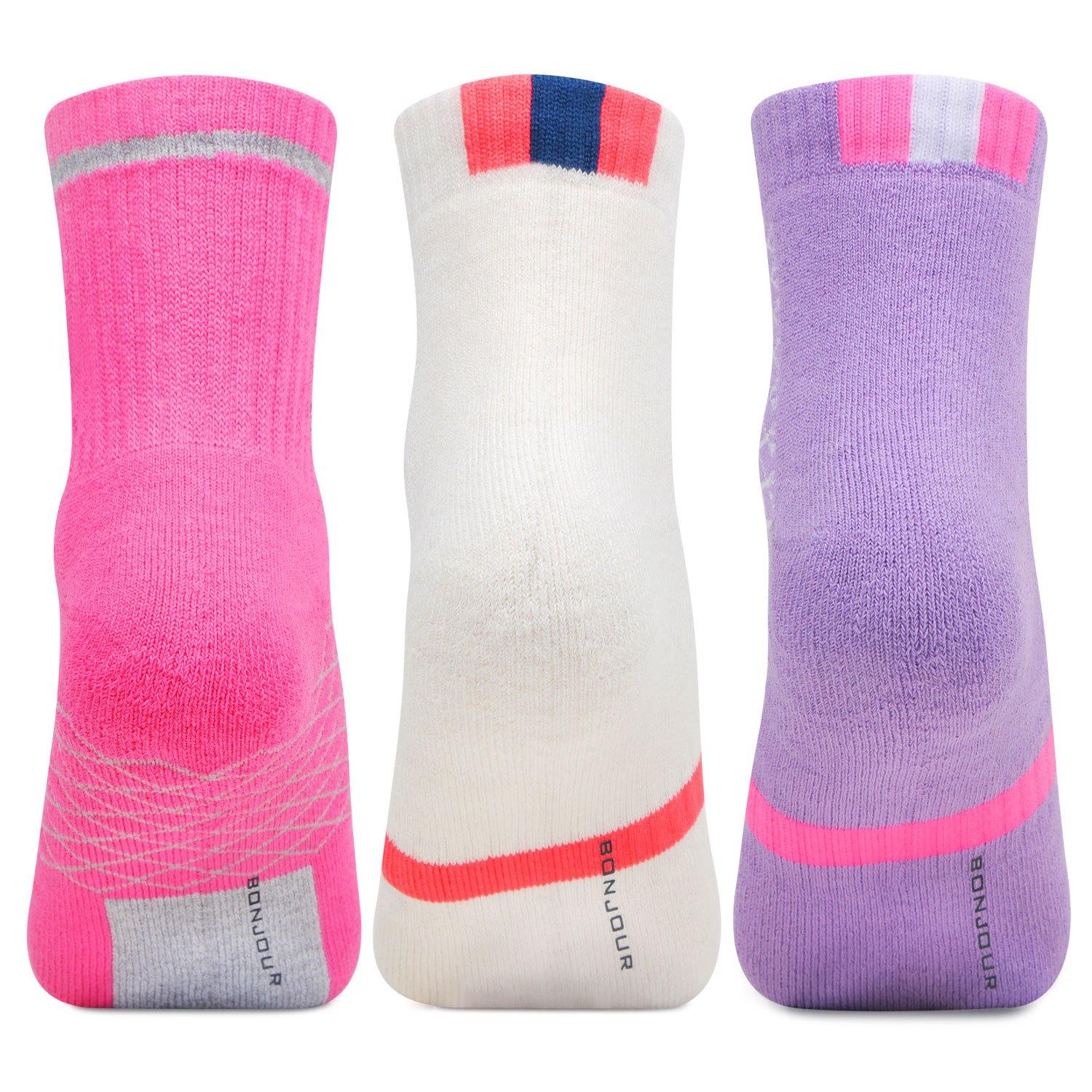 Women's Fashion Multicoloured Cotton Socks (Abstract Pattern)- Pack Of 3