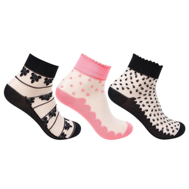 Women Ankle Fashion Socks