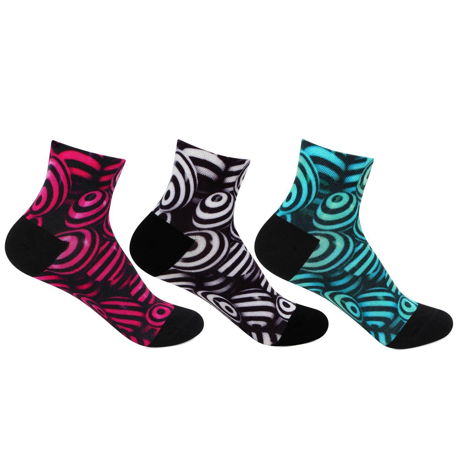 Women's Colorful Fantasy Socks