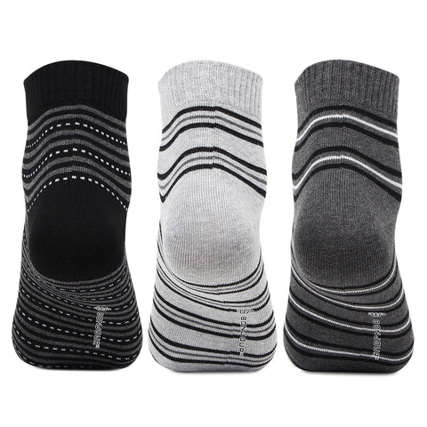 Men's Premium Topaz Ankle Socks - pack of 3