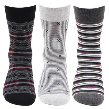 Men's Scottish Collection Socks - Pack of 3