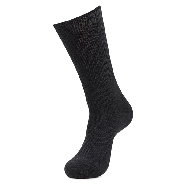 Men's Diabetic  socks-Black