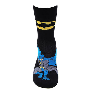 Batman Crew Length Socks
