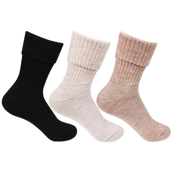 Women's Multicolored Woolen Socks
