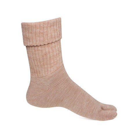 Women's Woolen Thumb Socks