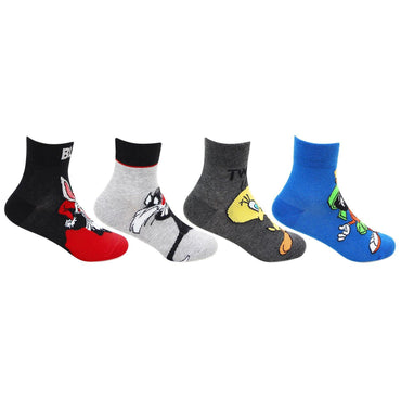 Looney Tunes Ankle Socks