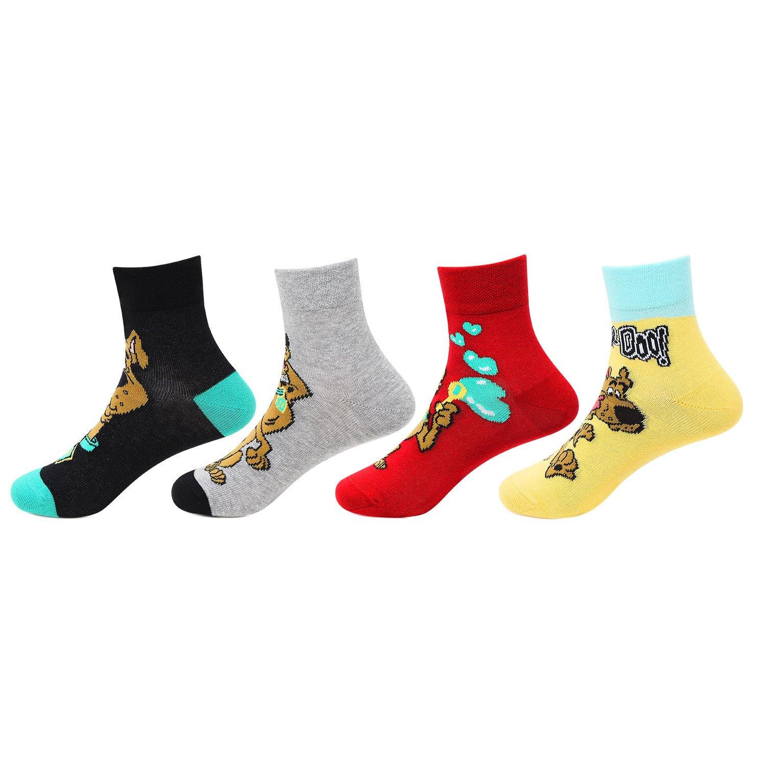 Scooby Doo Ankle Socks for Kids