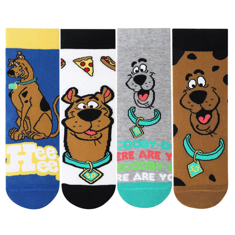 Scooby Doo Crew Socks For Kids