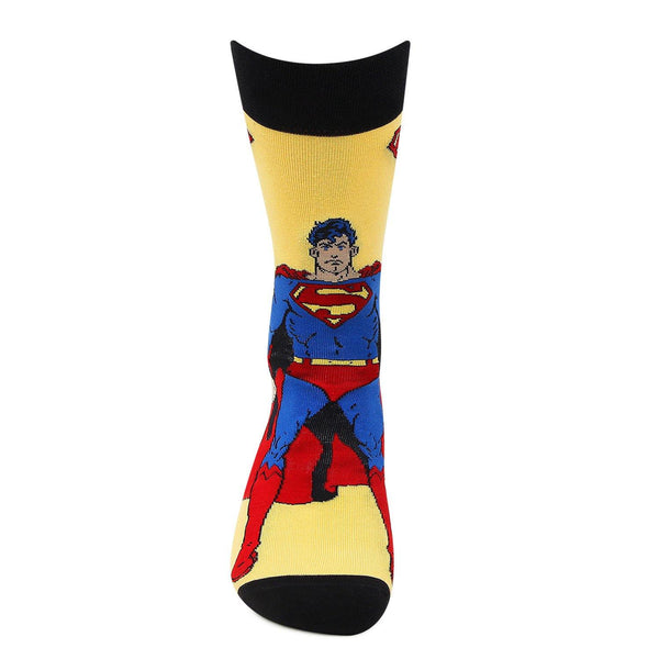 Superman Crew Socks