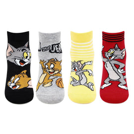 Tom and Jerry kids ankle socks