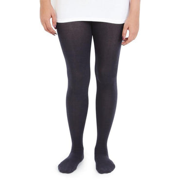 Plain Knitted Tights for Women