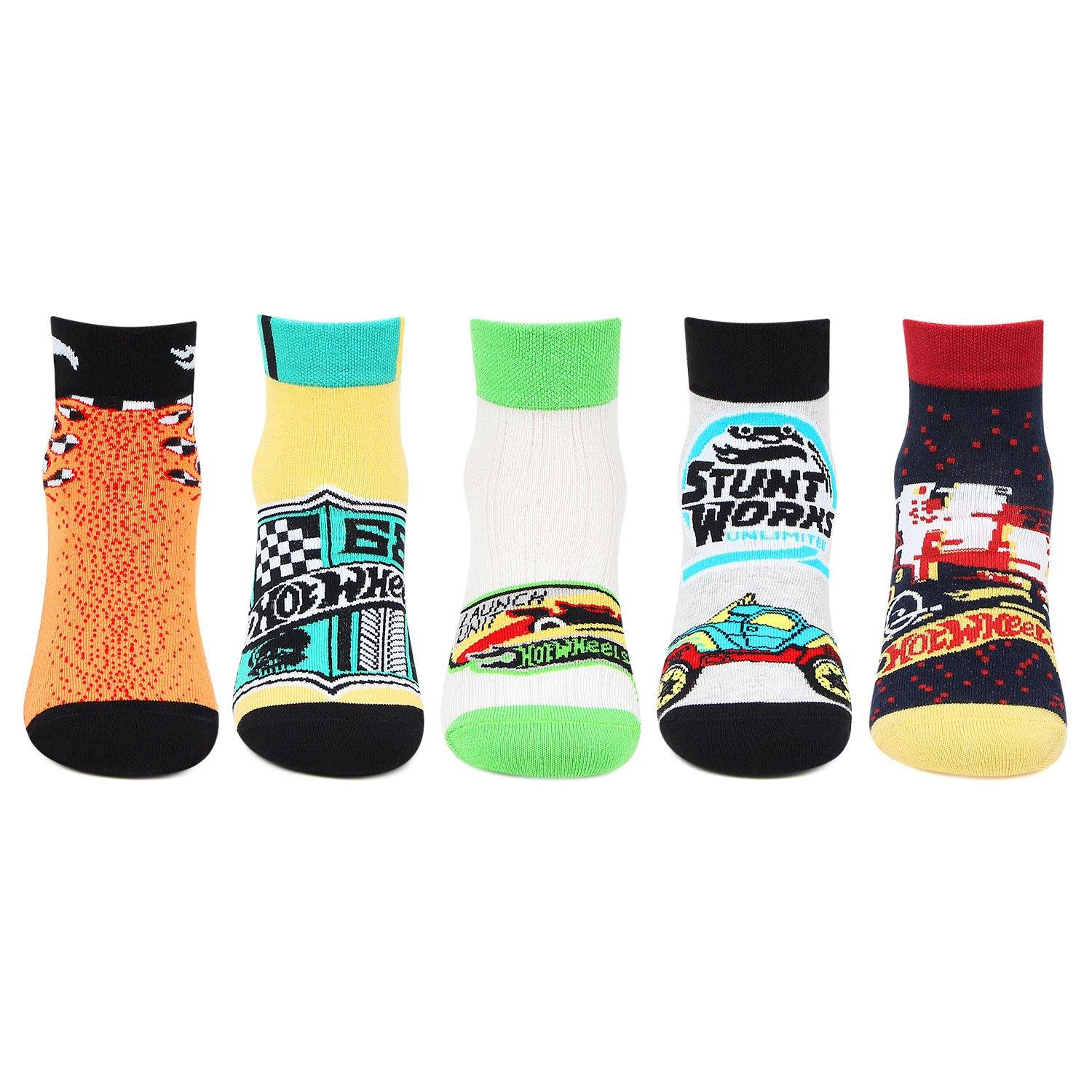 Hot Wheels Socks