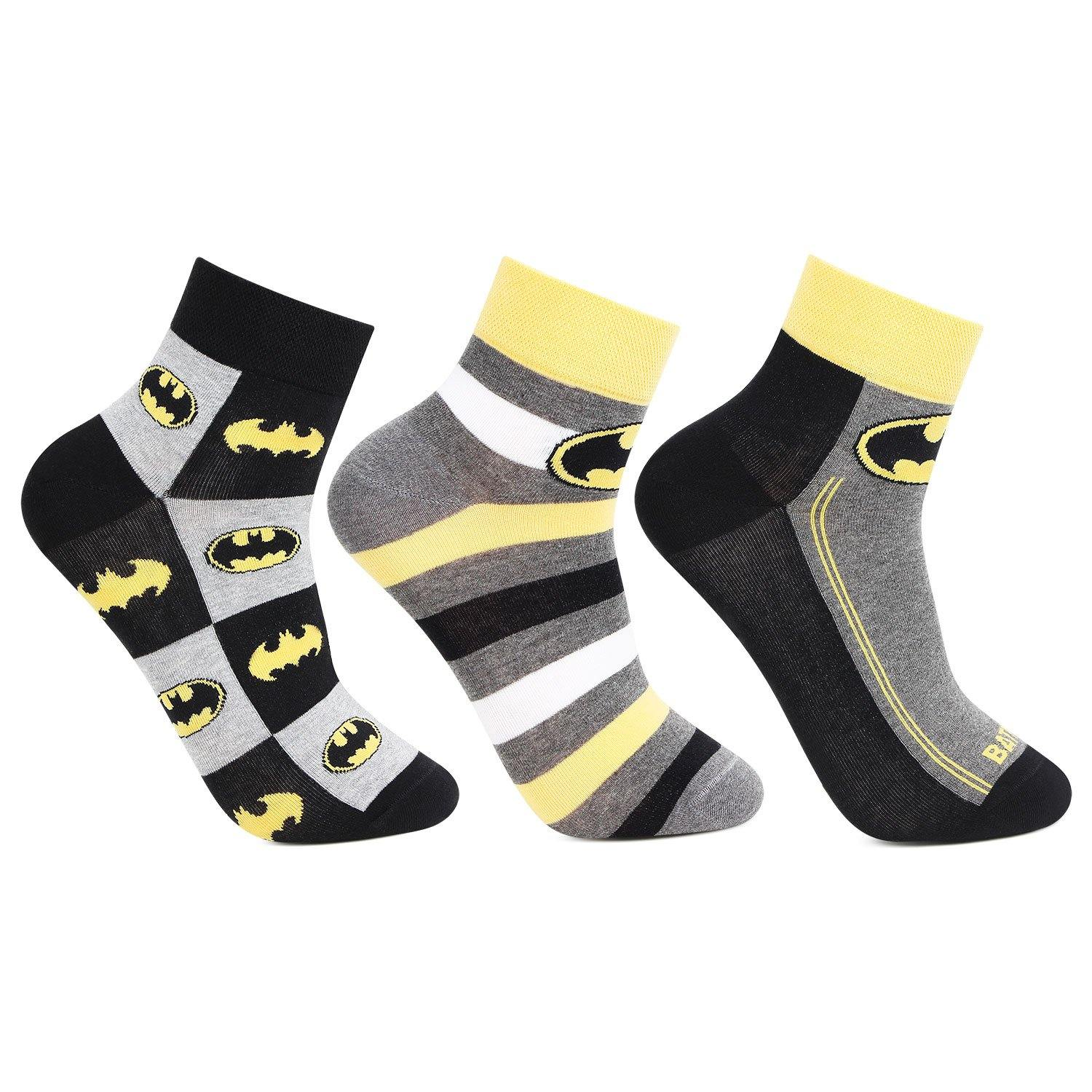 Batman Secret Length Socks For Men