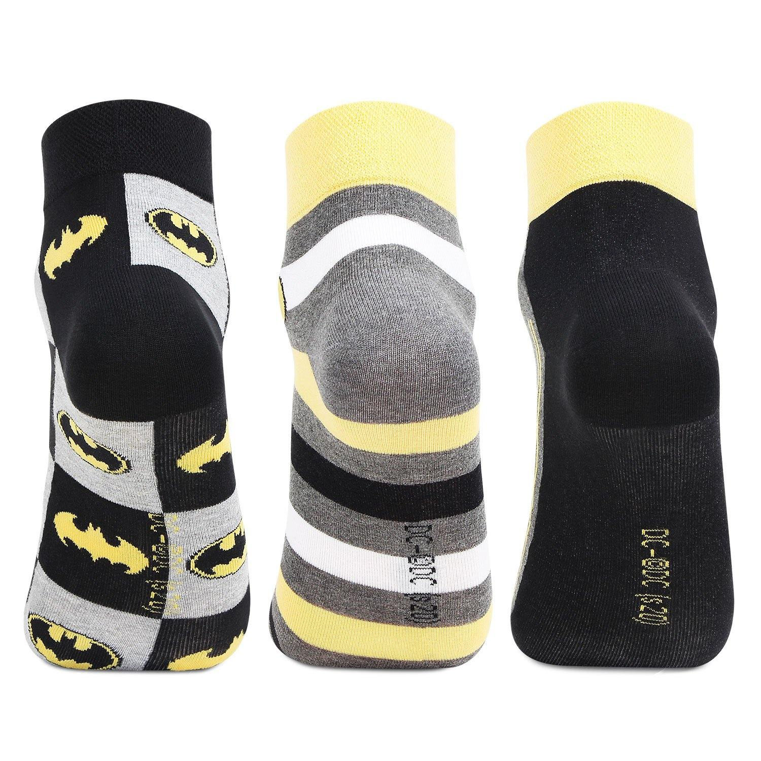Batman Ankle Length Socks
