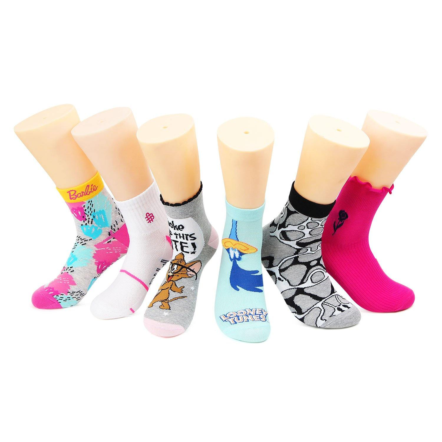 Women Socks Gift Box