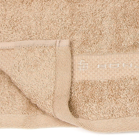 Brown Towel Set For Family-Pack Of 4