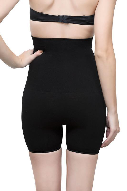 High Waist Tummy Thigh Shaper for Women