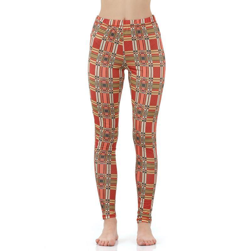 Women Printed Gym Tights
