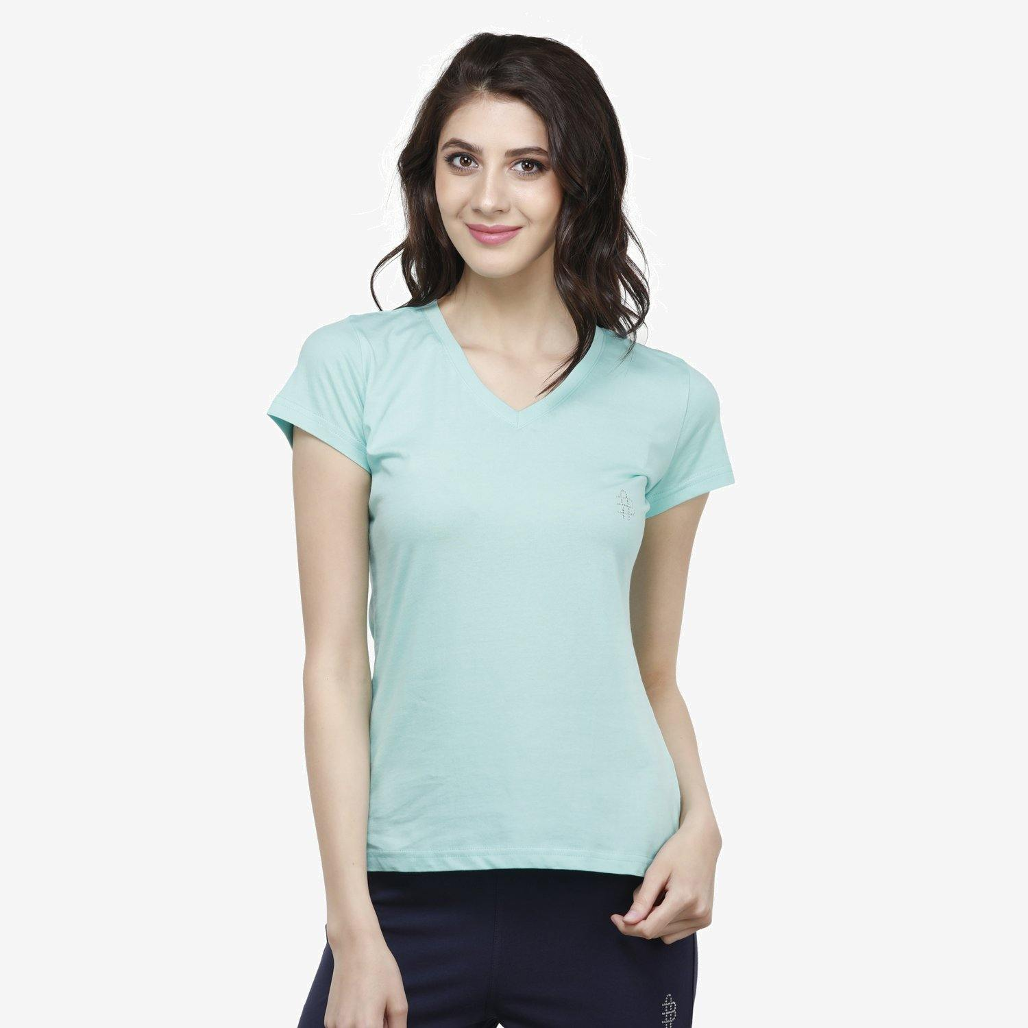 Casual Half Sleeve T-shirt