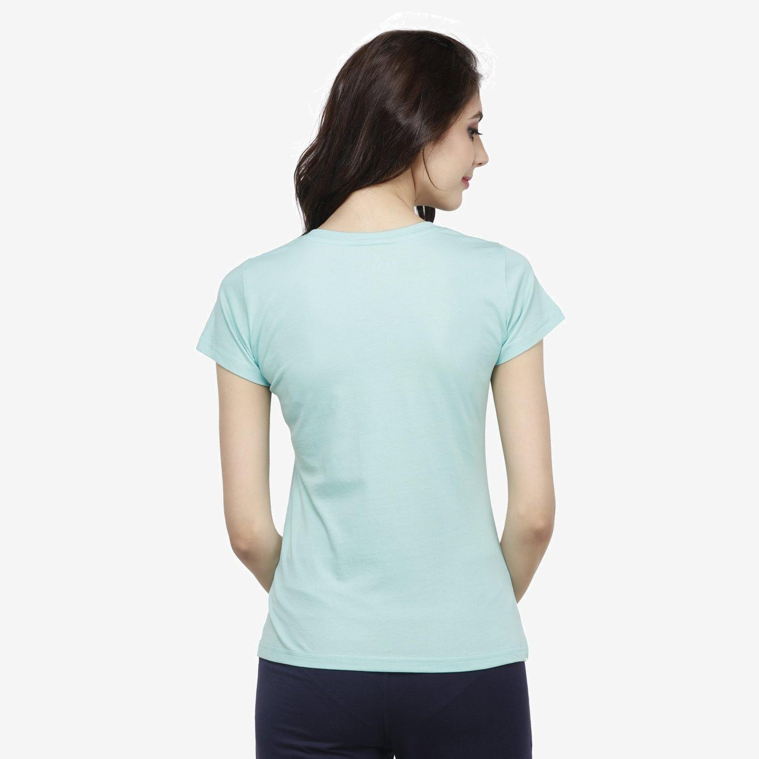 V- Neck Casual T-Shirt