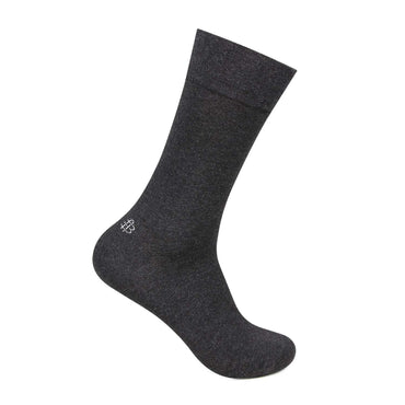 Men's Cotton Odour Plain Socks