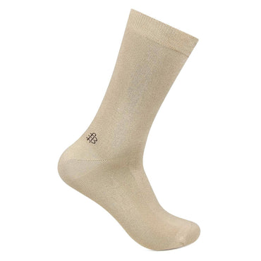 Men's Health Socks (Beige)