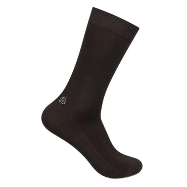 Men's Health Socks (Brown)