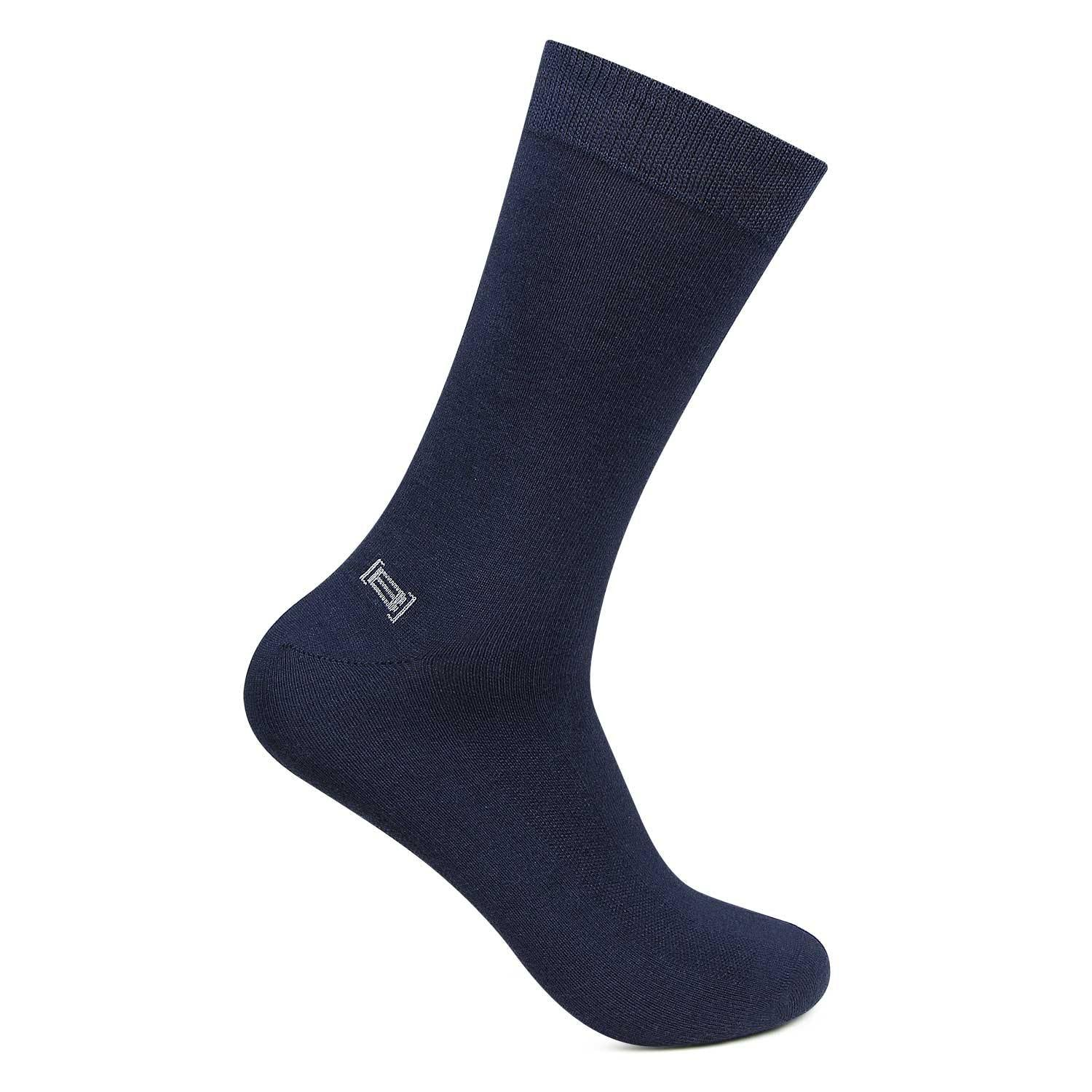 Men's Health socks (Navy Blue) - Bonjour Group
