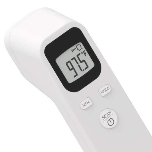 Multi Purpose Digital Infrared Thermometer with Accurate Digital Readings for Adults and Babies-PO1