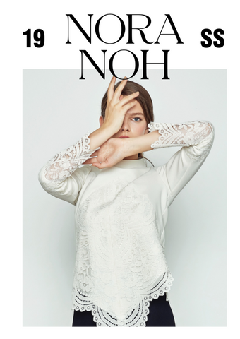 2019 SPRING SUMMER NORA NOH COLLECTION