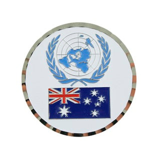 Custom Medallion - Australia