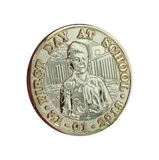 Custom Coins & Medallions - No Minimums | Ties'N'Cuffs