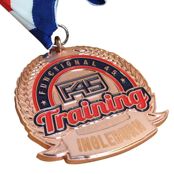 Custom Medals & Ribbons - No Minimums or Setup Fees | Ties'N'Cuffs