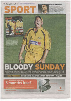 The Sun Herald S Section Aug 08