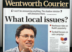 Wentworth Courier September 07