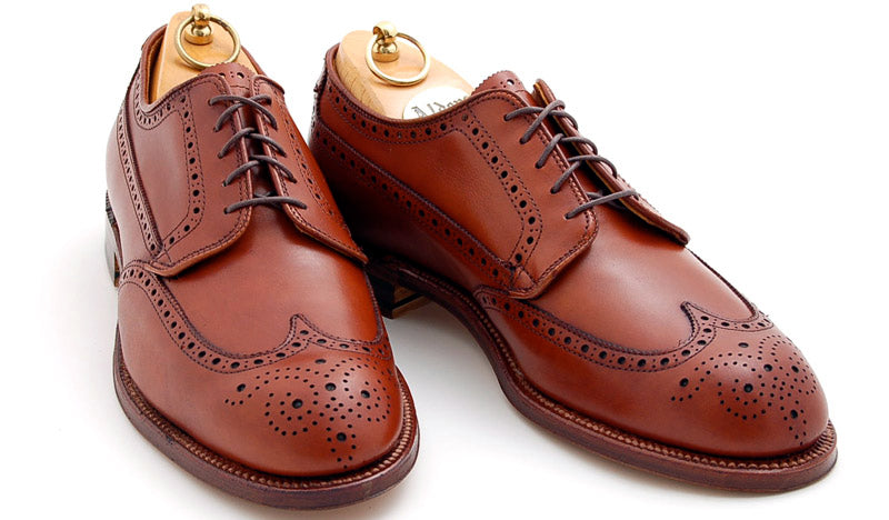 Derby and Blucher Dress Shoes