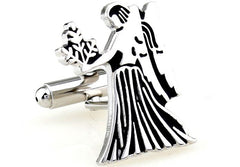 Angel Cufflinks